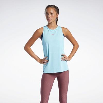 Reebok Les Mills® Activchill Vent Tank Top Womens Athletic Tank Tops