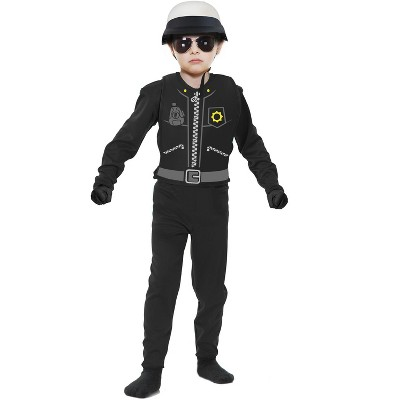 Charades The Cop Child Costume
