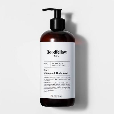 No. 03 Moroccan Mint & Cedar 2-in-1 Shampoo & Body Wash - 16 fl oz - Goodfellow & Co™