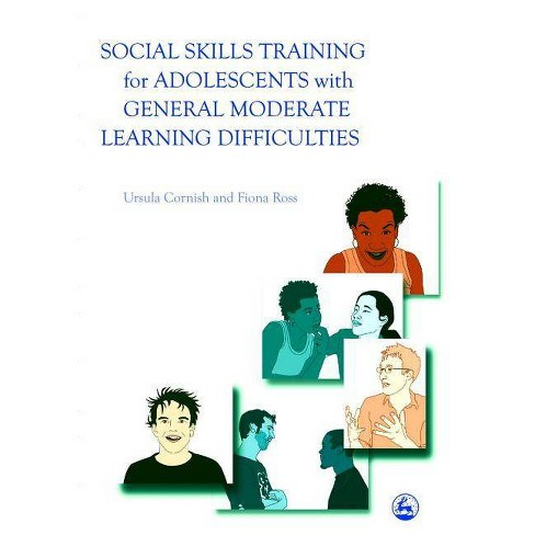 Social Skills Training for Adolescents with General Moderate Learning Difficulties - (Paperback) - image 1 of 1