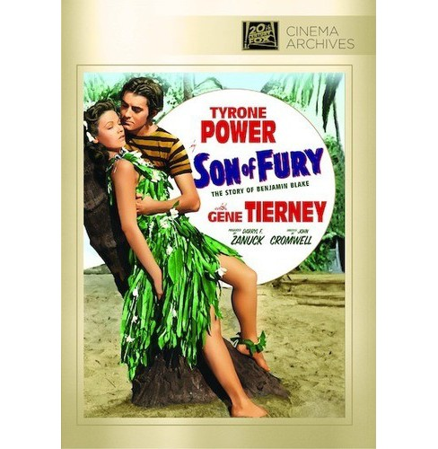 Son Of Fury:Story Of Benjamin Blake (DVD) - image 1 of 1