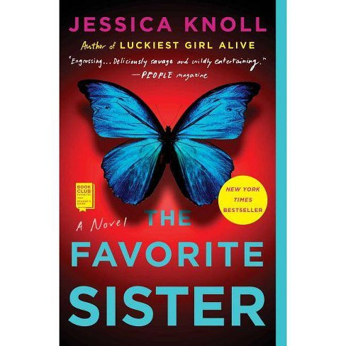 Favorite Sister -  Reprint by Jessica Knoll (Paperback) - image 1 of 1