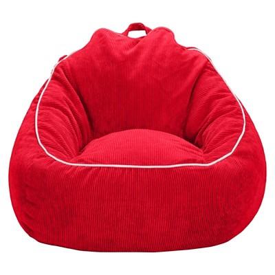 Superbe XL Corduroy Bean Bag Chair   Pillowfort™