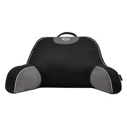 Fusion Performance Support Pillow (Black/Gray) - Bedgear