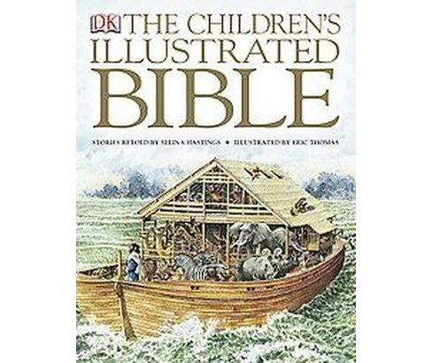 Children's Illustrated Bible (Hardcover) (Selina Hastings) - image 1 of 1