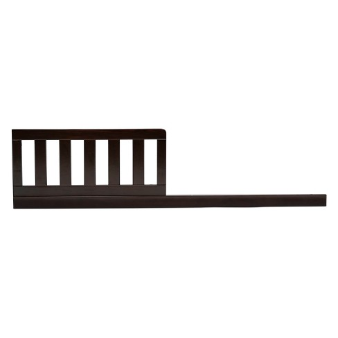 Delta Children Daybed/Toddler Guardrail - Dark Chocolate - image 1 of 1
