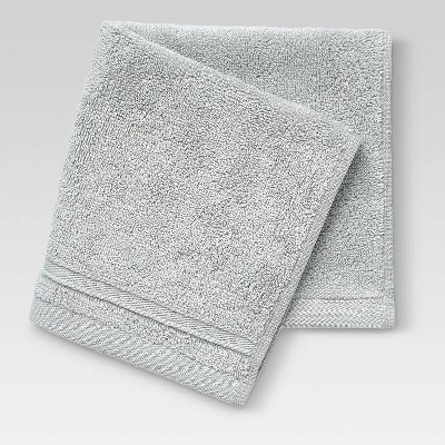 Performance Washcloth Light Sage Green - Threshold™