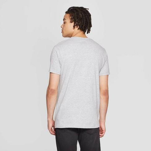 d6aadfcb Men's Short Sleeve Crewneck Texas State Of Mind Graphic T-Shirt - Awake Gray  : Target