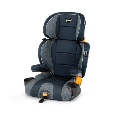 Chicco KidFit Zip 2-in-1 Belt Positioning Booster Car Seat - Gravity