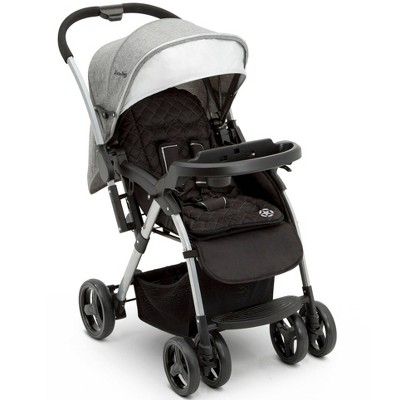 Jeep By Delta Children Unlimited Reversible Handle Stroller - Gray Tweed