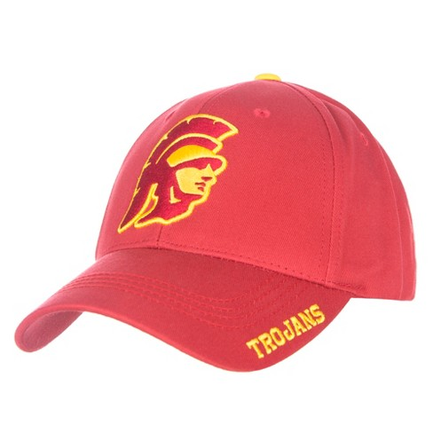 a2a841cab40ee australia mens nike cardinal gold usc trojans true vapor performance fitted  hat 3a21b e801d; wholesale baseball hats ncaa usc trojans cardinal target  77f7f ...
