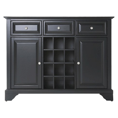 LaFayette Buffet Server / Sideboard Cabinet with Wine Storage - image 1 of 6