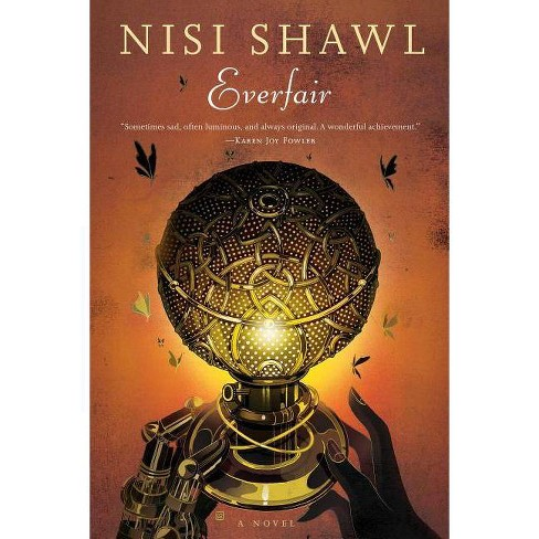 Everfair - by  Nisi Shawl (Paperback) - image 1 of 1