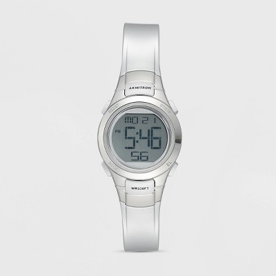 Armitron Pro Sport Digital Watch - Silver