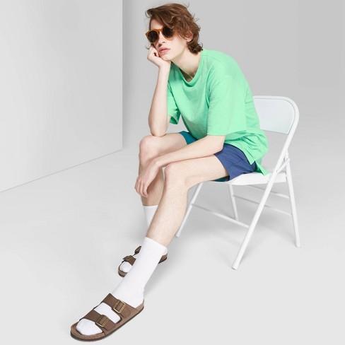 Men's Short Sleeve Slub T-Shirt - Original Use™ Saturn Lime - image 1 of 3