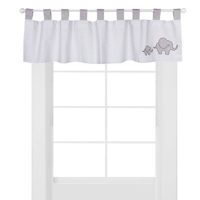 Trend Lab Window Valance - Safari Chevron