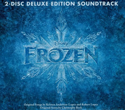 Original Soundtrack - Frozen (Deluxe Edition) (CD)