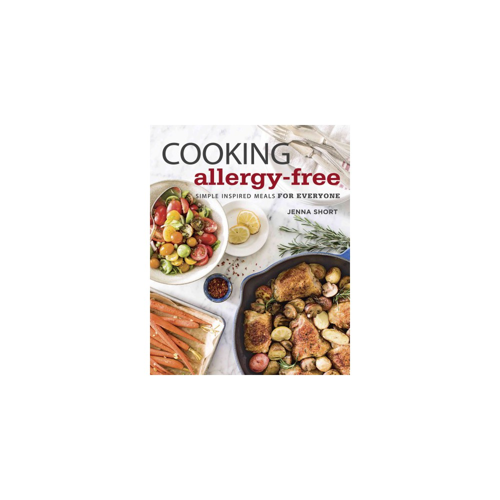 Cooking Allergy-Free (Hardcover)
