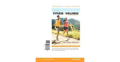 Total Fitness and Wellness : The Masteringhealth Edition (Paperback) (Scott K. Powers & Stephen L. Dodd) - image 1 of 1