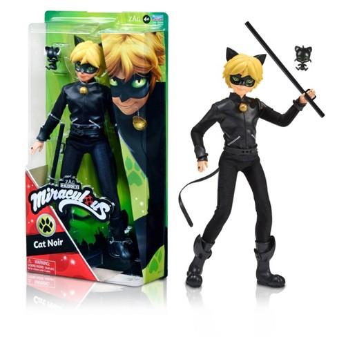 "Miraculous Cat Noir Fashion Doll 10.5"" - image 1 of 4"