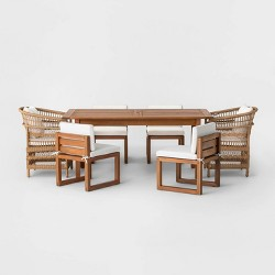 Kaufmann 7pc Mix & Match Patio Dining Set - Project 62™