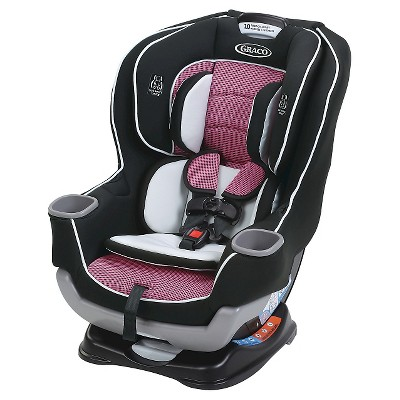 Graco® Extend2Fit 65 Convertible Car Seat - Rosie
