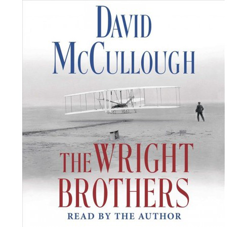 Wright Brothers (Unabridged) (CD/Spoken Word) (David McCullough) - image 1 of 1
