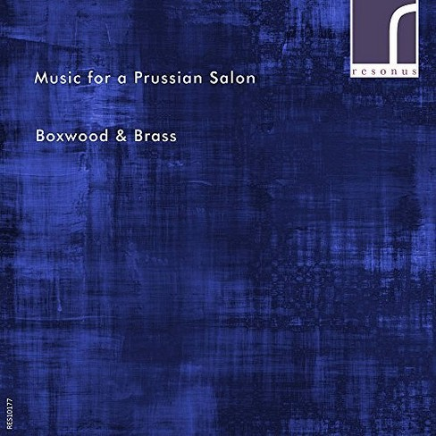 Boxwood & Brass - Music For A French Salon (CD) - image 1 of 1