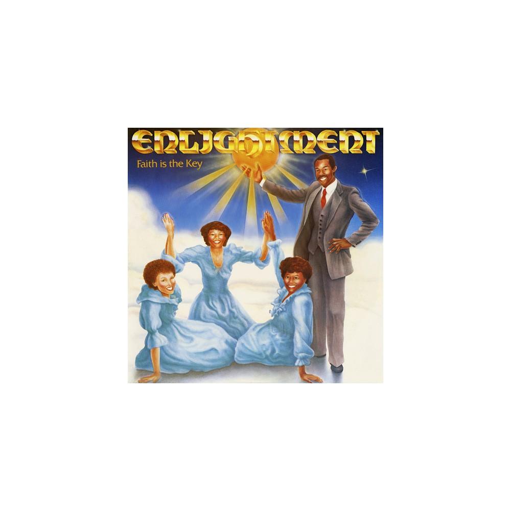 Enlightment - Faith Is The Key (Vinyl)