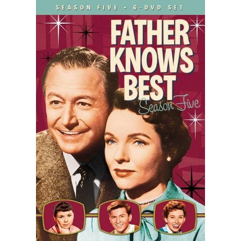 Father Knows Best: Season Five (DVD) - image 1 of 1