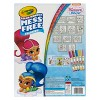 Crayola Color Wonder Shimmer & Shine, Glitter Art & No Mess Markers, Mess Free Coloring, 17pc - image 3 of 3