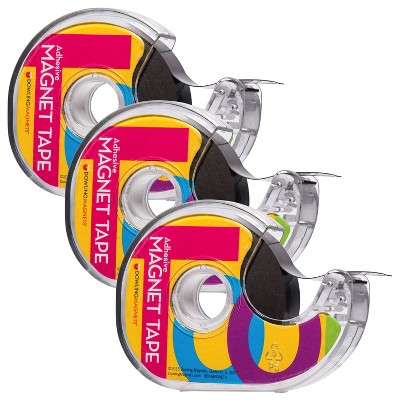 Dowling Magnets Magnetic Tape - Set of 3