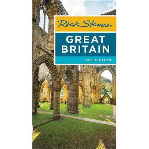 Rick Steves Great Britain -  (Rick Steves' Great Britain) (Paperback) - image 1 of 1