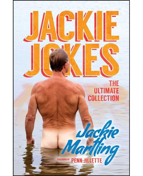 Jackie Jokes : The Ultimate Collection -  by Jackie Martling (Paperback) - image 1 of 1