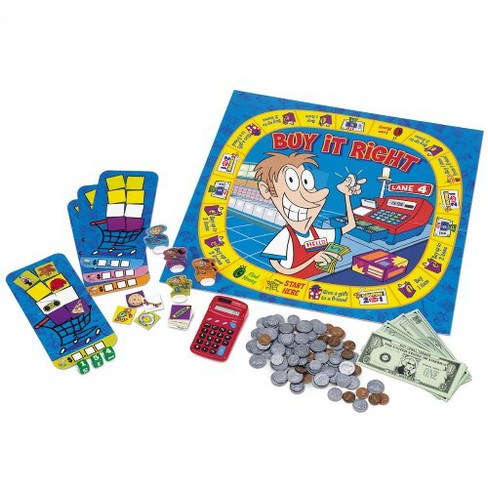 Learning Resources Buy It Right Money Game - image 1 of 2