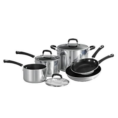 Tramontina Aluminum Cookware Set 8pc