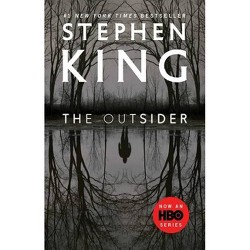 The Outsider - by  Stephen King (Paperback)