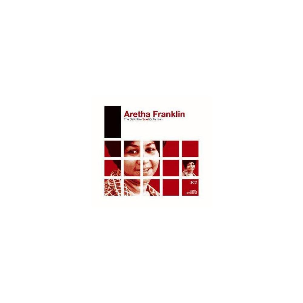 Aretha Franklin Definitive Soul Cd