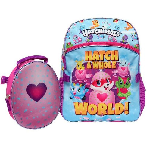 Hatchimals Hatch a Whole World Backpack and Lunch Tote - image 1 of 2