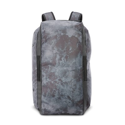 High Sierra 50L Convertible Duffel Backpack - Gray/Blue