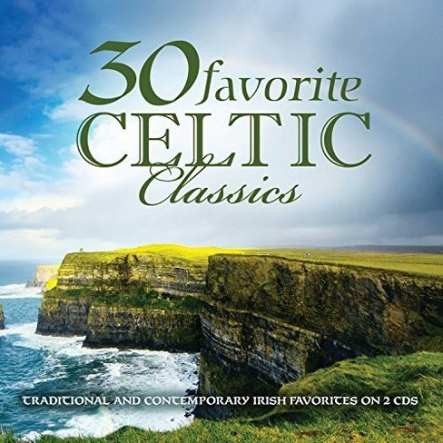 Various - 30 Favorite Celtic Classics (CD) - image 1 of 1