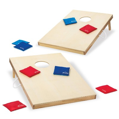 Beyond Outdoors Wooden Bean Bag Toss
