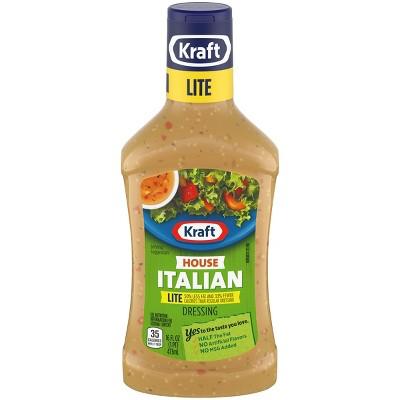 Kraft Light House Italian Salad Dressing 16fl oz