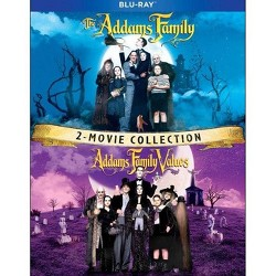 The Addams Family / Addams Family Values (Blu-ray)