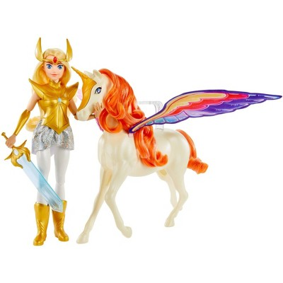 Swift Wind and Battle Armor She-ra Princess of Power Netflix Series She-Ra