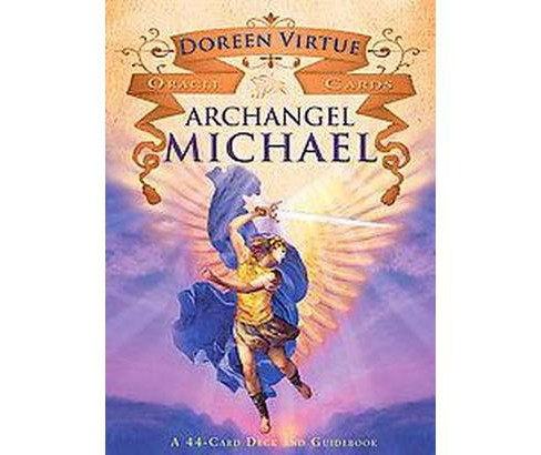 Archangel Michael Oracle Cards (Mixed media product) - image 1 of 1