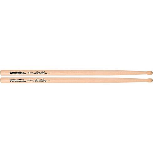 Innovative Percussion Bret Kuhn Model #2 Velocity Hickory Stick Wood - image 1 of 1
