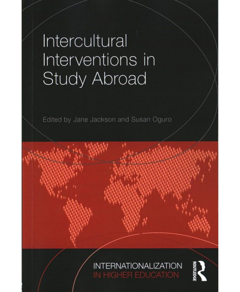Intercultural Interventions in Study Abroad (Paperback) - image 1 of 1