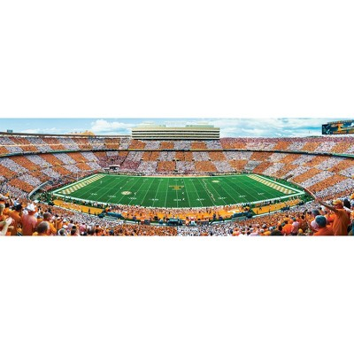 NCAA Tennessee Volunteers 1000pc Panoramic Puzzle