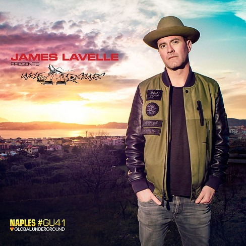 James lavelle - Global underground no 41:James lavell (CD) - image 1 of 1